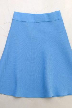 חצאית סריג שמיז