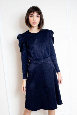 חצאית סוויט חלקים-קצר