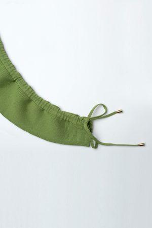 סריג בייסיק ירוק זית